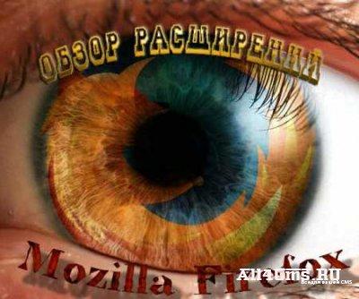 Обзор расширений Mozilla Firefox (Видеокурс)